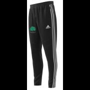Llanarth CC Adidas Black Junior Training Pants