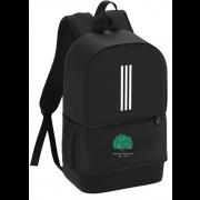 Llanarth CC Black Training Backpack