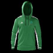 Llanarth CC Adidas Green Hoody