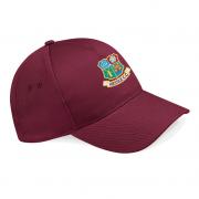 Hessle CC Maroon Baseball Cap