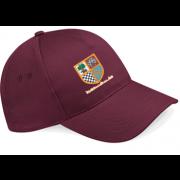 Old Xaverians CC Maroon Baseball Cap