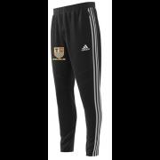 Old Xaverians CC Adidas Black Junior Training Pants