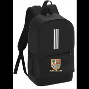 Old Xaverians CC Black Training Backpack