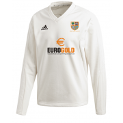 Old Xaverians CC Adidas Elite Long Sleeve Sweater