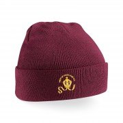 West of Scotland CC Maroon Beanie