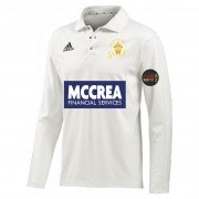 West of Scotland CC Adidas L/S Playing Shirt