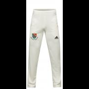 Holtwhite Trinibis CC Adidas Pro Playing Trousers