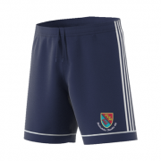 Holtwhite Trinibis CC Adidas Navy Junior Training Shorts