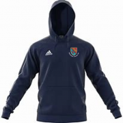 Holtwhite Trinibis CC Adidas Navy Junior Fleece Hoody