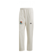 Holtwhite Trinibis CC Adidas Elite Junior Playing Trousers