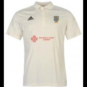RUMS CC Adidas Pro Junior Short Sleeve Polo