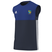 RUMS CC Adidas Navy Training Vest