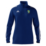 RUMS CC Adidas Blue Zip Training Top