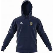 RUMS CC Adidas Navy Junior Fleece Hoody
