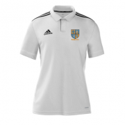 RUMS CC Adidas White Polo