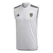 RUMS CC Adidas White Training Vest