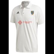 RUMS CC Adidas Elite Junior Short Sleeve Shirt