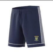 Lanchester CC Adidas Navy Junior Training Shorts