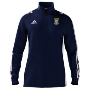 Lanchester CC Adidas Navy Zip Training Top