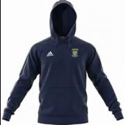 Lanchester CC Adidas Navy Junior Fleece Hoody
