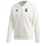 Lanchester CC Adidas Elite Long Sleeve Sweater