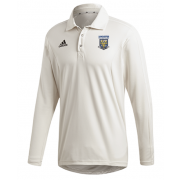 Lanchester CC Adidas Elite Long Sleeve Shirt