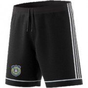 Ellon Gordon CC Adidas Black Junior Training Shorts