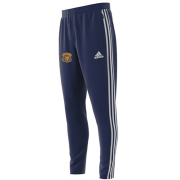 Carlton Towers Adidas Navy Training Pants