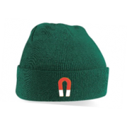 Tadcaster Magnet CC Green Beanie