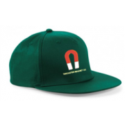 Tadcaster Magnet CC Green Snapback Hat