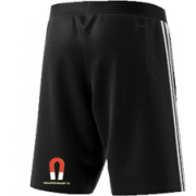 Tadcaster Magnet CC Adidas Black Junior Training Shorts