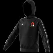 Tadcaster Magnet CC Adidas Black Junior Hoody
