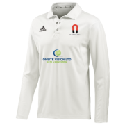 Tadcaster Magnet CC Adidas Elite L/S Playing Shirt