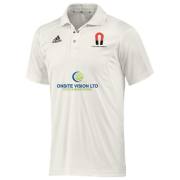 Tadcaster Magnet CC Adidas Elite S/S Playing Shirt
