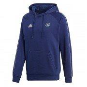 Kelburne CC Adidas Navy Junior Fleece Hoody