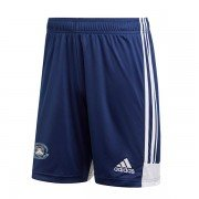 Kelburne CC Adidas Navy Training Shorts