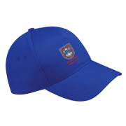 Pudsey Congs CC Royal Blue Baseball Cap