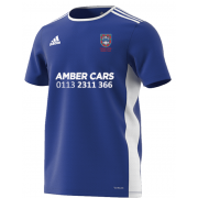 Pudsey Congs CC Blue Training Jersey
