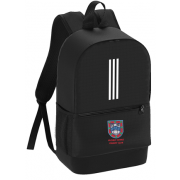 Pudsey Congs CC Black Training Backpack
