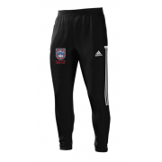 Pudsey Congs CC Adidas Black Junior Training Pants