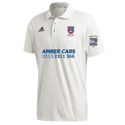Pudsey Congs CC Adidas Elite Short Sleeve Shirt