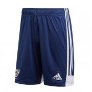 Grimsby Town CC Adidas Navy Junior Training Shorts