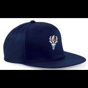 Chingford Navy Snapback Hat