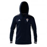 Chingford Adidas Navy Junior Hoody