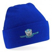 Newcastle City CC Blue Beanie