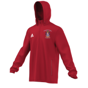 Collingwood College CC Adidas Red Rain Jacket