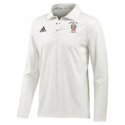 Collingwood College CC Adidas L/S Playing Shirt