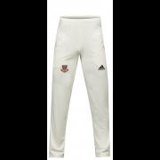 Ballymena CC Adidas Pro Junior Playing Trousers
