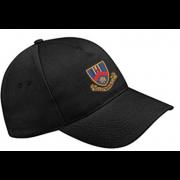 Ballymena CC Black Baseball Cap