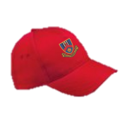 Ballymena CC Red Baseball Cap